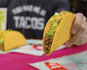 FREE Taco at Taco Bell for T-Mobile Customers
