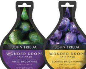 FREE John Frieda Wonder Drops Hair Mask