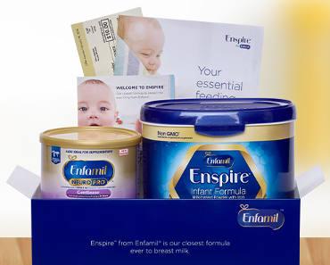 FREE Sample of Enfamil Enspire Infant Formula