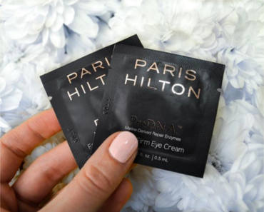 FREE Samples of Paris Hilton ProD.N.A. Face & Décolletage Cream and Lift & Firm Eye Cream