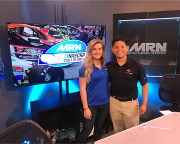 FREE Ryan Vargas Racing Signed Hero Card