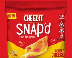 FREE Sample of Cheez-It Snapd Crackers