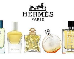 FREE Sample of Hermès Paris Fragrance
