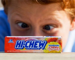 FREE Sample of Hi-Chew Candy