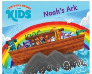 FREE 24 Piece Noahs Ark Jigsaw Puzzle