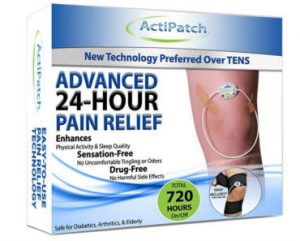 FREE 7-Day Sample of ActiPatch Advanced 24-Hour Pain Relief