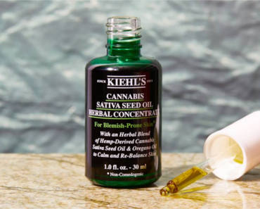 FREE Sample of Kiehls Cannabis Sativa Seed Oil