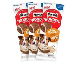 FREE Sample of Milk-Bone Wonder Bones Dog Chews