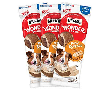 FREE Sample of Milk-Bone Wonder Bones Dog Chews