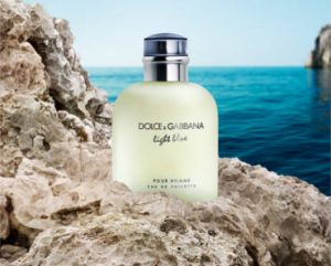 FREE Sample of Dolce&Gabbana Light Blue Fragrance