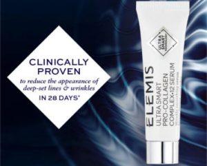 FREE Sample of Elemis Ultra Smart Pro-Collagen Complex Serum