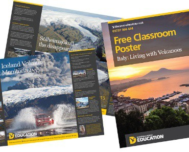 FREE Discover The World Classroom Posters for Teachers