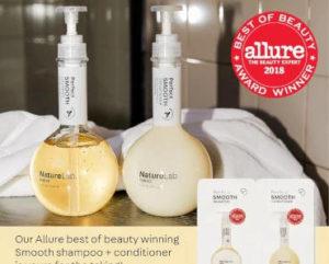 FREE Samples of Naturelab Tokyo Shampoo & Conditioner