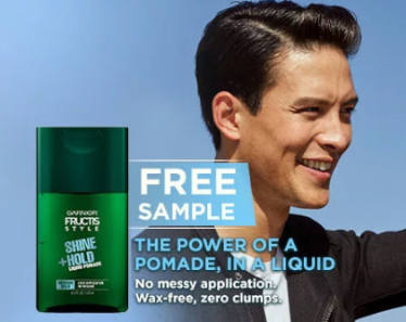 FREE Sample of Garnier Fructis Style Liquid Pomade