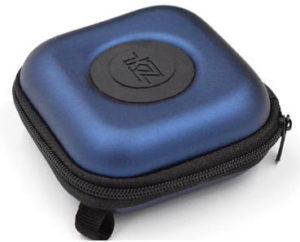 FREE KZ Earphone Square PU Case Portable Storage Bag