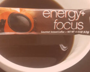 Rich Cup Energy + Focus Coffee