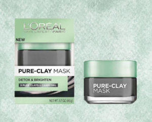 FREE Sample of LOreal Face Mask
