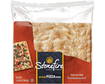 FREE Stonefire Artisan Pizza Crust & Flatbread