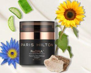 FREE Sample of Paris Hilton ProD.N.A. Face & Décolletage Cream