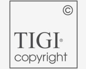 TIGI Copyright