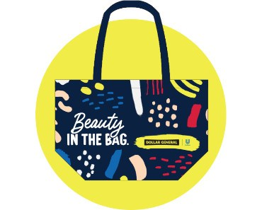 FREE Beauty Bag from Dollar General