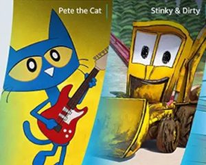 FREE Childrens Shows on Amazon