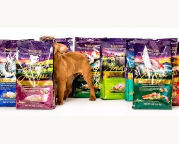 Zignature Dog Food