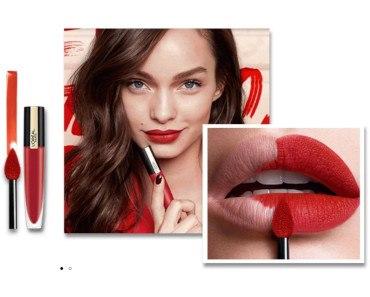 LOreal Paris Rouge Signature Matte Lip Stain