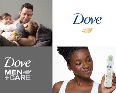 FREE Sample of Dove Dry Spray Antiperspirant