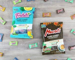 Frutati & Mocati Hard Candy