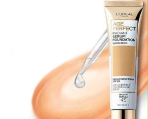 LOreal Age Perfect Radiant Serum Foundation