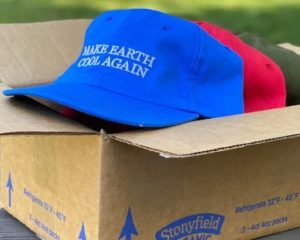 FREE Make Earth Cool Again Hat