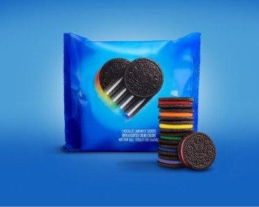 FREE Pack of Rainbow OREO Cookies