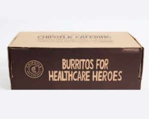 FREE Burrito at Chipotle for Healthcare Workers