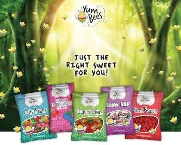FREE Sample of Yumbees Candy