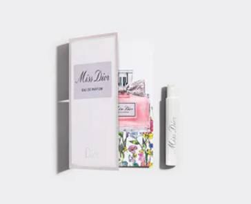 FREE Sample of Miss Dior Eau de Parfum