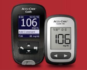 Accu-Chek Blood Glucose Meter
